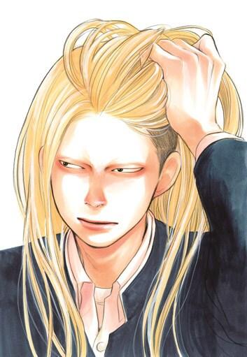 「アゲイン!!」より、藤井流星が演じる主人公の今村金一郎。 (c)久保ミツロウ・講談社
