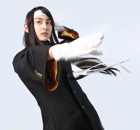 女団長・宇佐美良子役を演じる早見あかり。