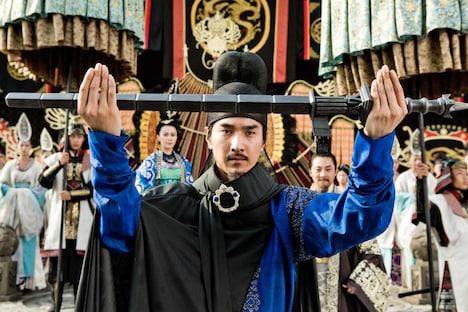 「ライズ・オブ・シードラゴン 謎の鉄の爪」場面写真 (c)2013 HUAYI BROTHERS MEDIA CORPORATION ALL RIGHTS RESERVED.