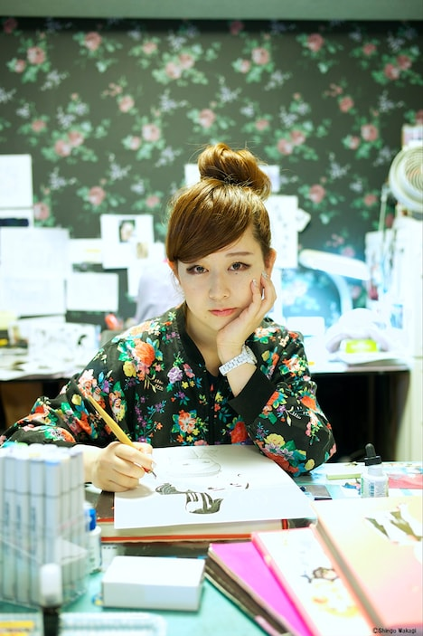 東村アキコ(C)2014『海月姫』製作委員会(C)東村アキコ/講談社