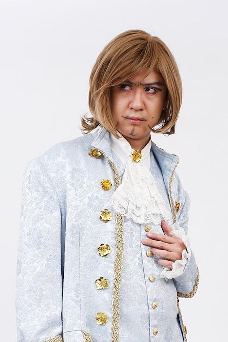 フェルゼンに扮した杉田智和。