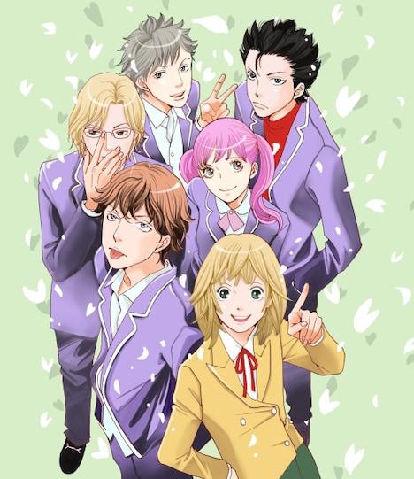 「花のち晴れ~花男 Next Season~」のカット。(c)神尾葉子・リーフプロダクション/集英社
