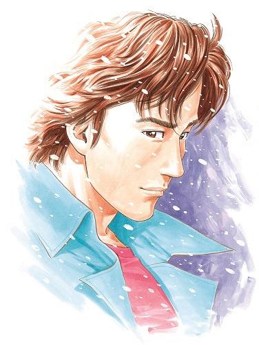 「シティーハンター」の主人公・冴羽リョウ。(c)北条司/NSP 1985