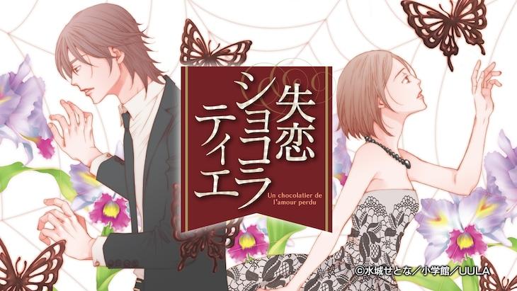 UULAマンガ「失恋ショコラティエ」カット