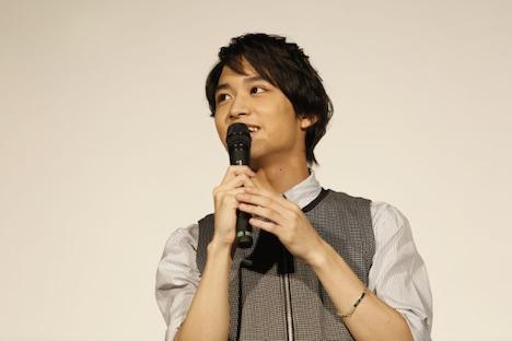 第一印象について伊藤に「グイグイきた」と言われ、「その人を知りたいっていうのが大きくていろいろ質問したくなっちゃうんですよ。人が好きなので」と語っていた松岡。