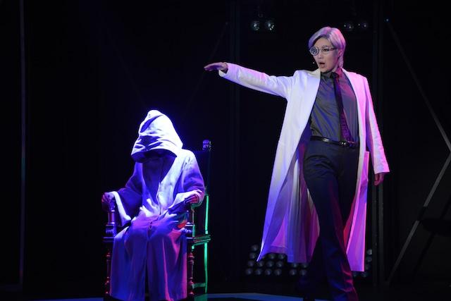 「ミュージカル『美少女戦士セーラームーン』-Un Nouveau Voyage-」ゲネプロの様子。
