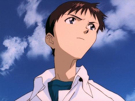 アニメ「新世紀エヴァンゲリオン」より。(c)カラー/Project Eva.