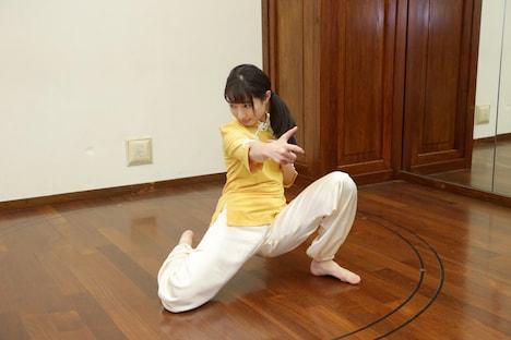 「ワカコ酒 Season2」ではワカコが酔拳を披露するシーンもあり、制作発表会では武田梨奈が実演をする場面も。(c)新久千映/NSP 2011 (c)2016「ワカコ酒 2」製作委員会