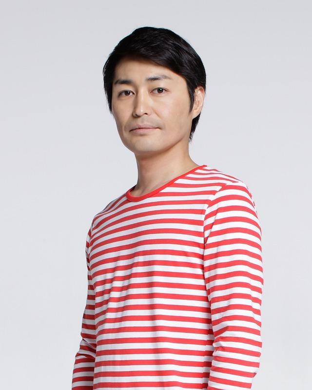 安井昇役の安田顕。
