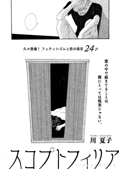 川夏子「スコプトフィリア」