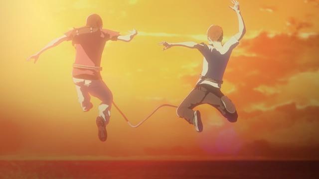 劇場版第2部「亜人 -衝突-」場面カット。