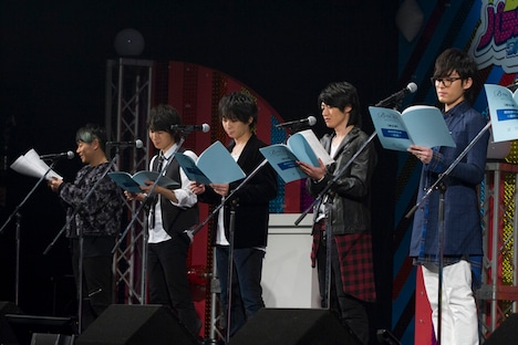 「B-PROJECT 1st STAGE2016」の様子。