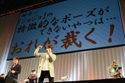 「ジョジョ」魂を小野友樹と櫻井孝宏に継承していく小野大輔。