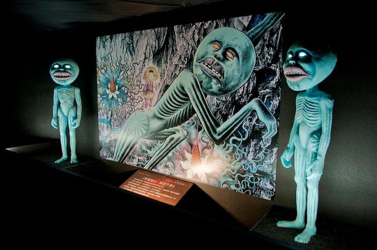 「冥界ワールドツアー」のカナダの精霊。