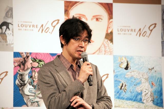 首都大学東京准教授の古永真一氏。