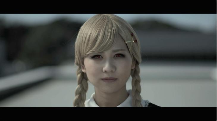 映画「燐寸少女 マッチショウジョ」予告編より。