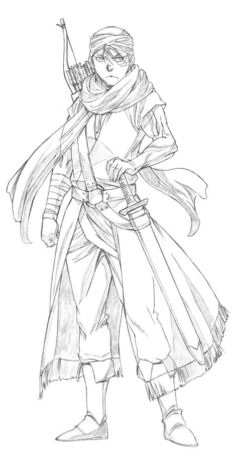 メルレイン(CV:日野聡)