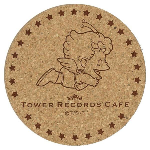 「Dr.スランプ アラレちゃん × TOWER RECORDS CAFE コースター」(ガッちゃん)
