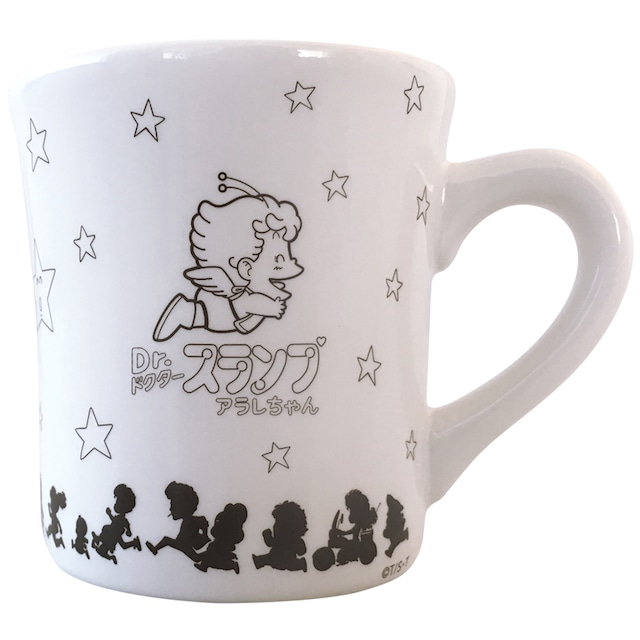 「Dr.スランプ アラレちゃん × TOWER RECORDS CAFE マグカップ」