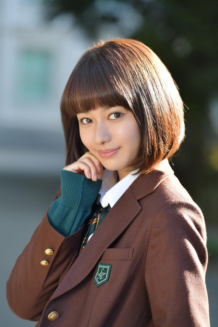 映画 ひるなかの流星 女子力の高い美女 猫田ゆゆか役に山本舞香