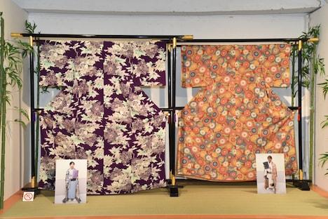 「SOUND THEATRE × 夏目友人帳~集い 音劇の章~」の衣装。
