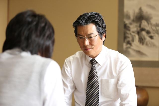 豊川悦司演じる幸田柾近。