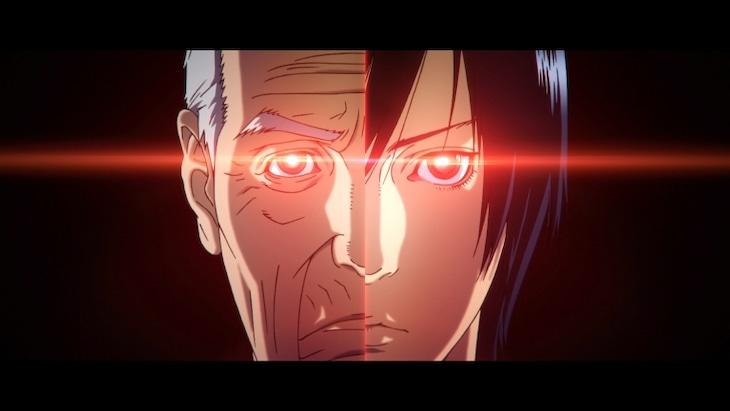 「いぬやしき」アニメPVの場面写真。