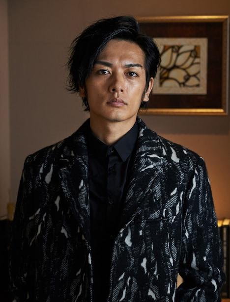 東條レン役の久保田悠来。