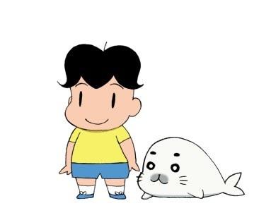 「少年アシベ GO!GO!ゴマちゃん」第2シリーズ(c)森下裕美・OOP/Team Goma