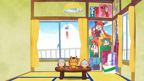 「まけるな!! あくのぐんだん!」(c)徳井青空/ブシロードメディア