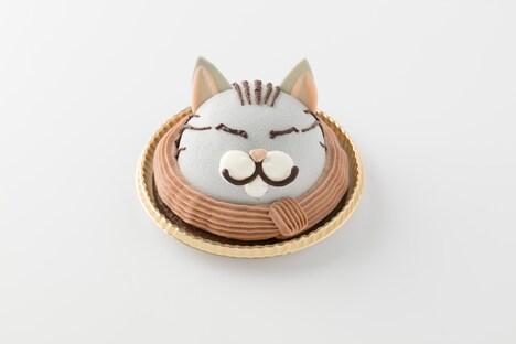 「オデットODETTE 猫氏 ケーキ」(c)日当貼/COMICポラリス (c)フレックスコミックス (c)K-BOOKS