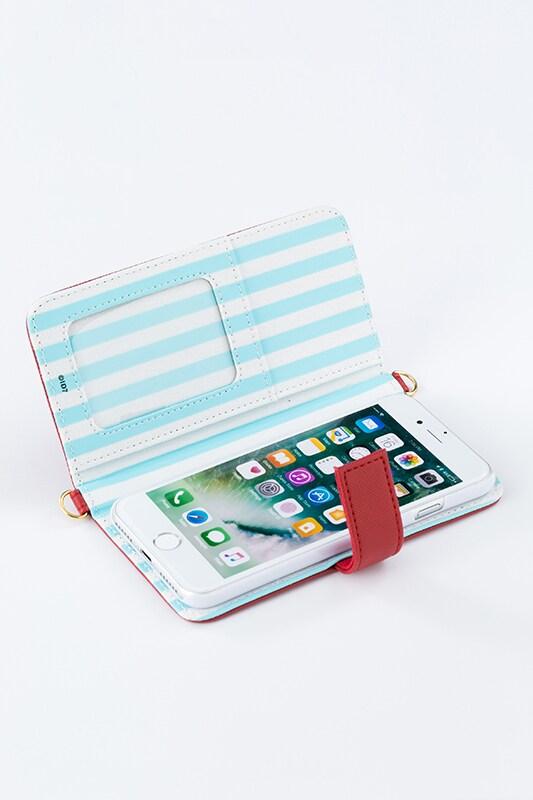 七瀬陸モデルのスマートフォンケース(iPhone7用)。