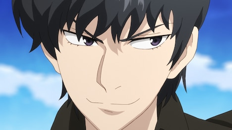 テレビアニメ「アトム ザ・ビギニング」第1話より。