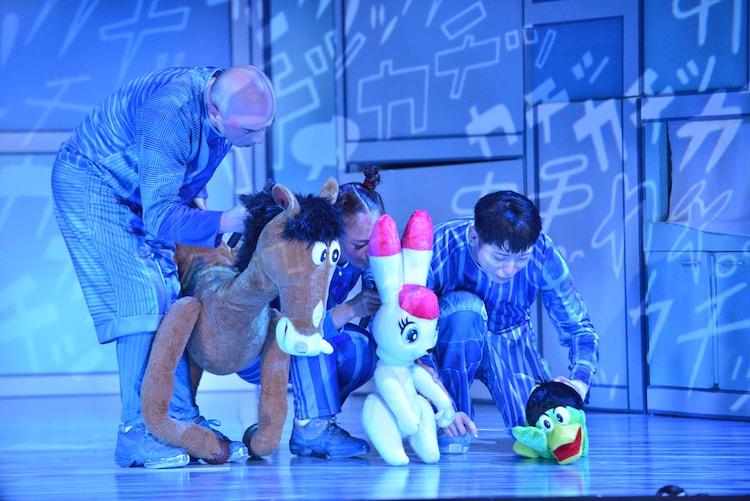 手塚治虫 生誕90周年記念「Amazing Performance W3(ワンダースリー)」公開ゲネプロより。