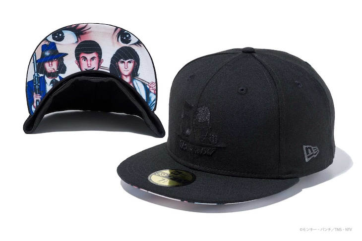 「59FIFTY ルパン三世 50周年 LUPIN THE THIRD×NEW ERA」