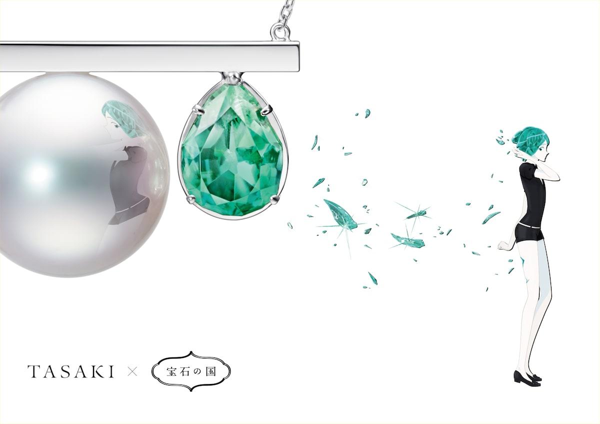 の 国 装 版 宝石 11 特