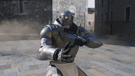 映画「鋼の錬金術師」場面写真