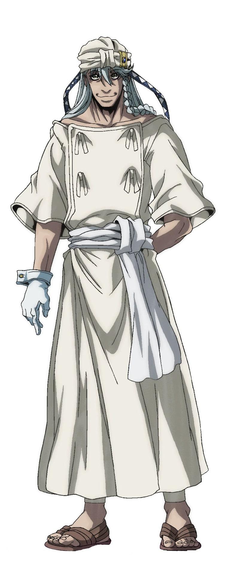 アニメ ドリフターズ テレビの続きはbdで シャイロック8世役に前野智昭 コミックナタリー