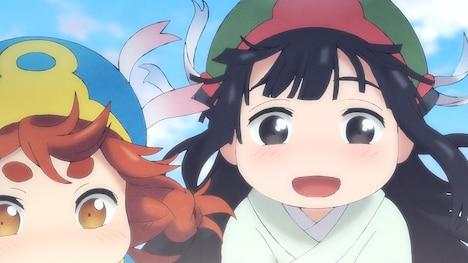テレビアニメ「ハクメイとミコチ」PV第2弾より。