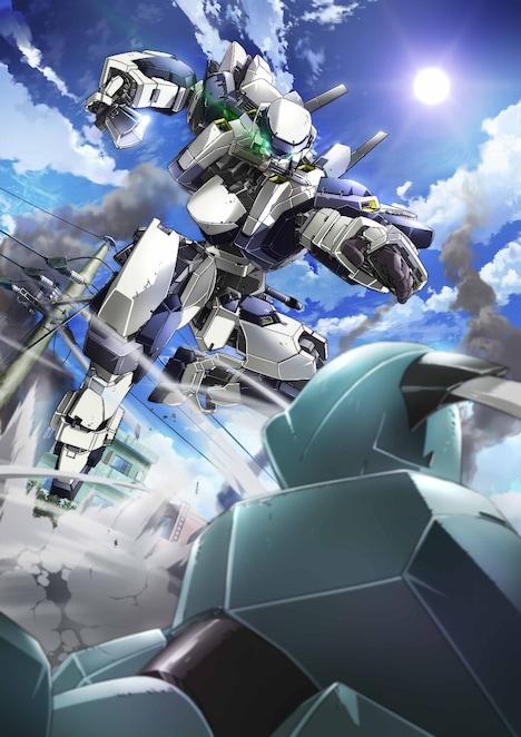 アニメ「フルメタル・パニック! Invisible Victory」メカビジュアル