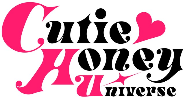 「Cutie Honey Universe」ロゴ