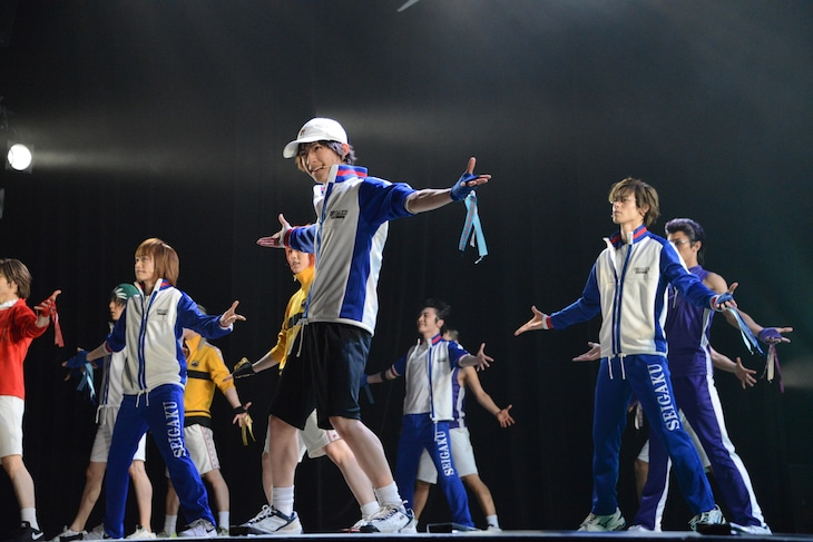 「ミュージカル『テニスの王子様』3rd シーズン 青学vs比嘉」ゲネプロより。