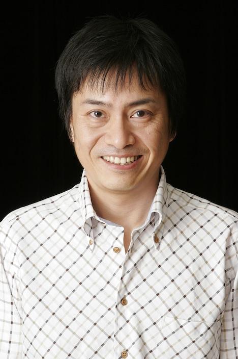 近藤正己役の平田広明。