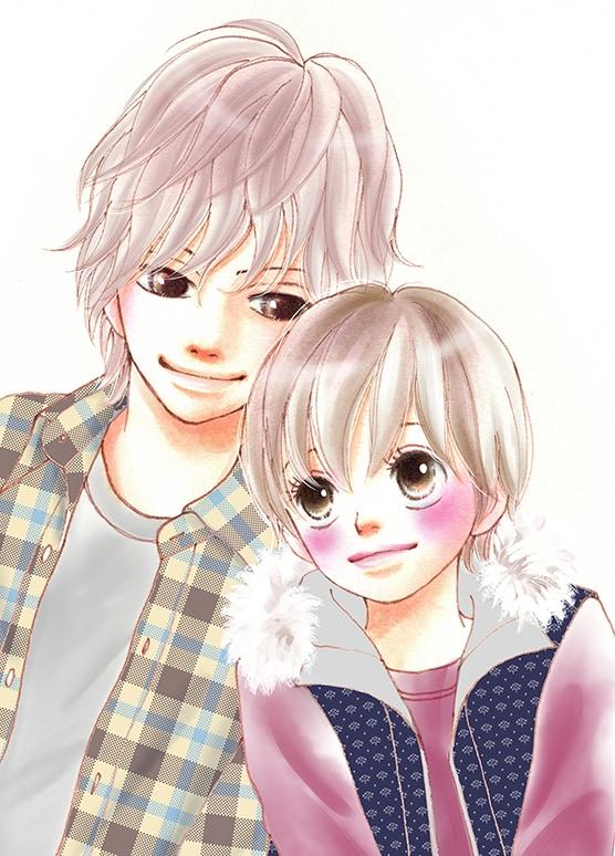 「少女少年学級団」のカラーカット。(c)藤村真理/集英社
