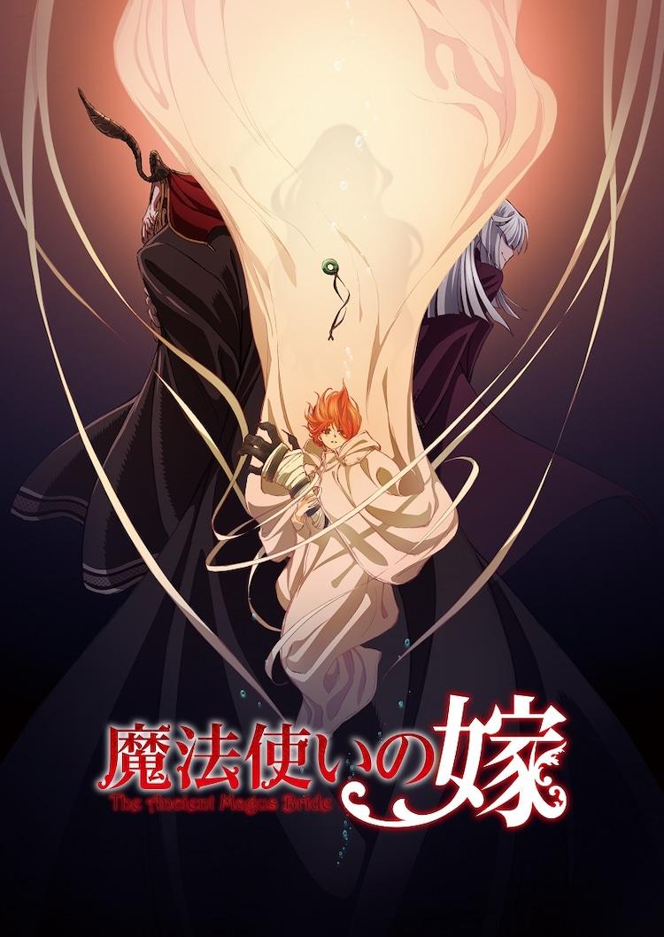 アニメ「魔法使いの嫁」新キービジュアル