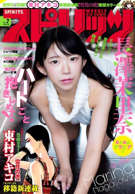 週刊ビッグコミックスピリッツ2018年7号