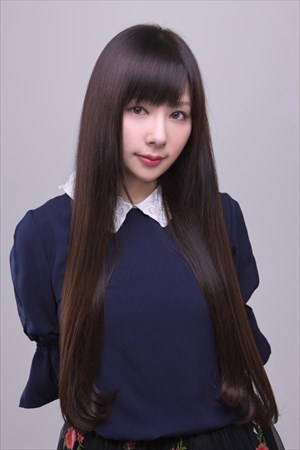 スイシ役の生田善子。