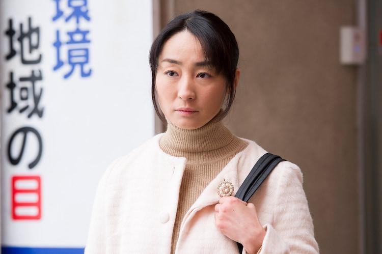 南京子役を演じる森田亜紀。