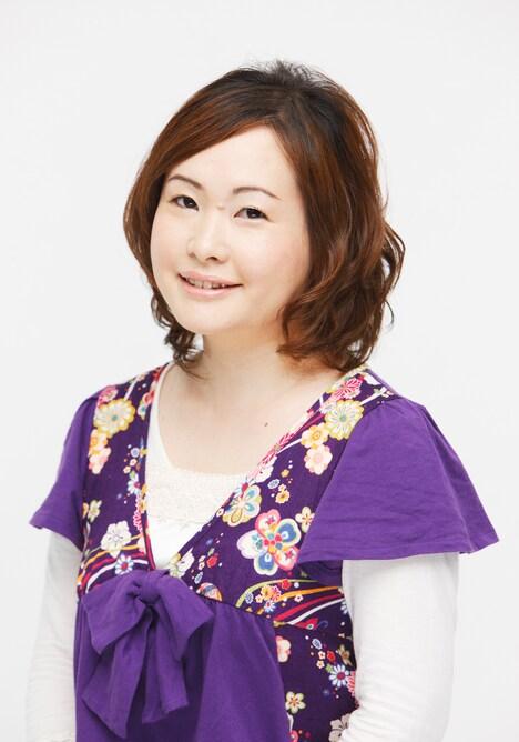 茂野薫役の笹本優子。