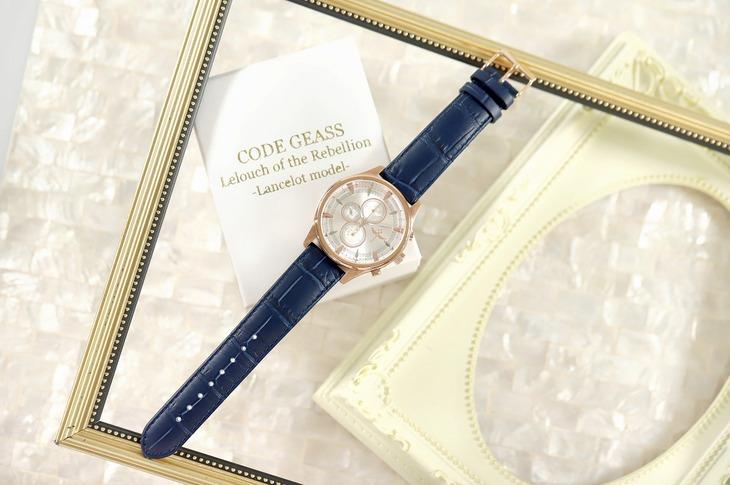 「コードギアス 反逆のルルーシュ 腕時計 ランスロットモデル」